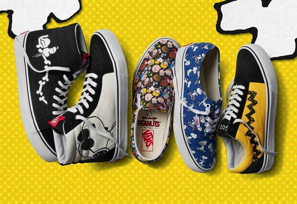 VANS x PEANUTS COLLECTION 2017