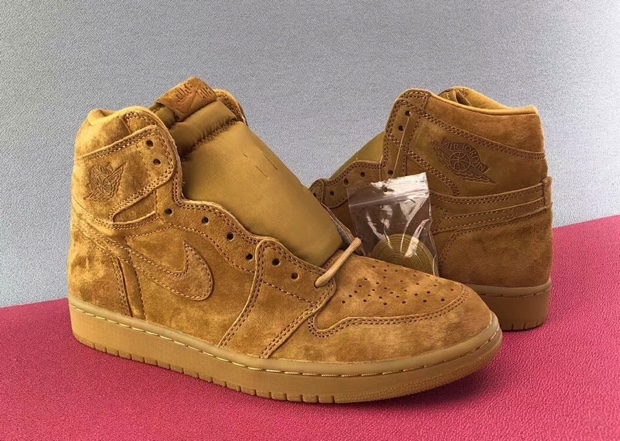 AIR JORDAN 1 RETRO HIGH OG WHEAT