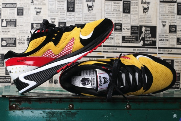BODEGA x SAUCONY GRID 8000 CLASSIFIEDS