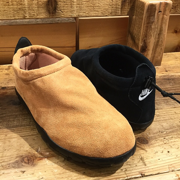 NIKE AIR MOC ULTRA BLACK & FLAX