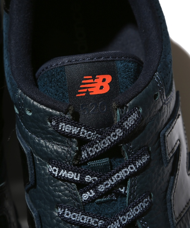 BEAMS T x CHARI & CO x NEW BALANCE U520