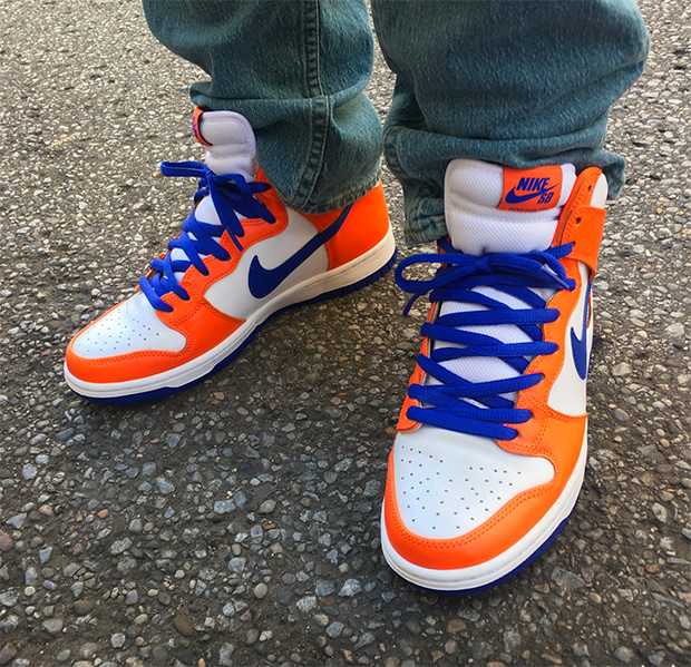 NIKE SB DUNK HIGH DANNY SUPA