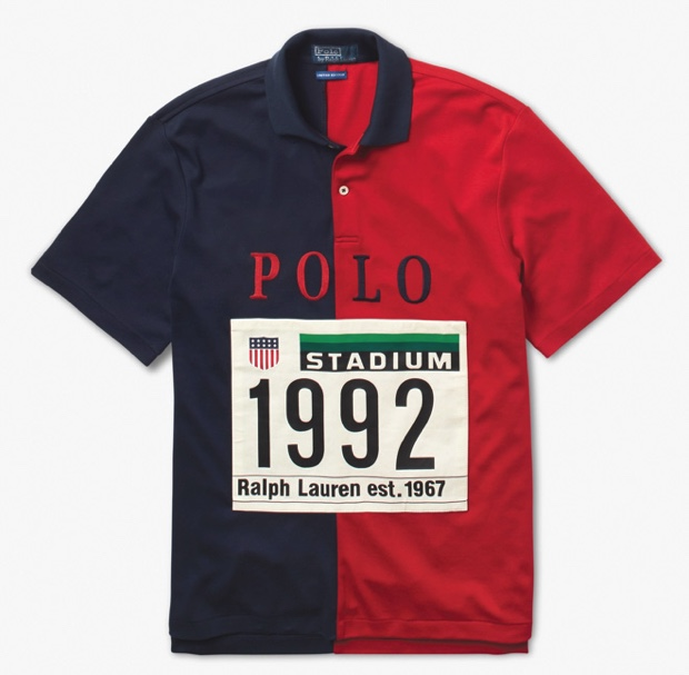 POLO RALPH LAUREN 1992 STADIUM COLLECTION