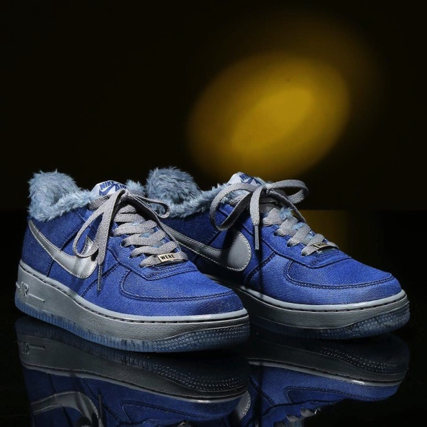 NIKE AIR FORCE 1 PINNACLE QS GS WEREWOLF