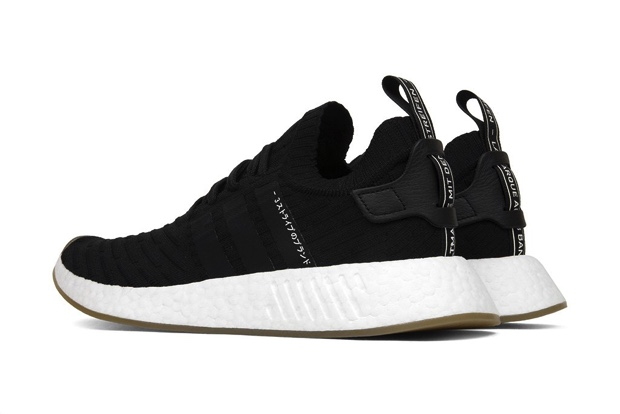 ADIDAS NMD R2 PK JAPAN CORE BLACK