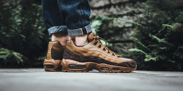 NIKE AIR MAX 95 PREMIUM BAROQUE BROWN