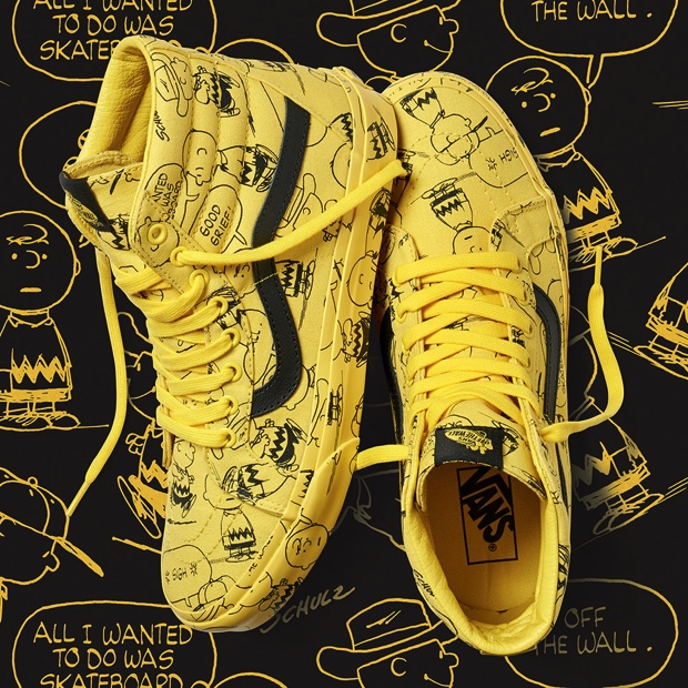 VANS x PEANUTS COLLECTION 2017FW