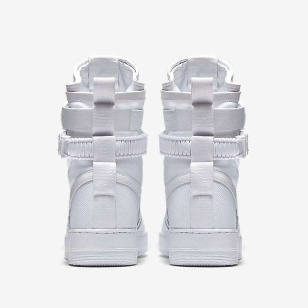 NIKE SPECIAL FIELD AIR FORCE 1 TRIPLE WHITE