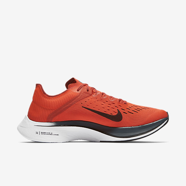 NIKE ZOOM VAPORFLY 4% BRIGHT CRIMSON