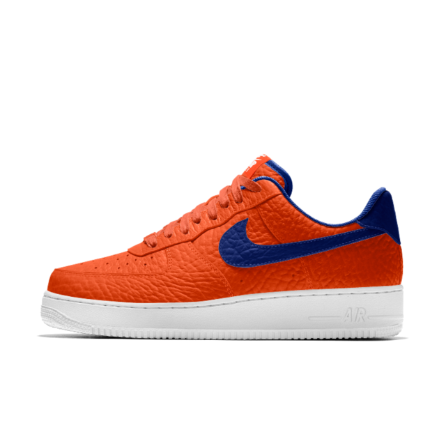 NIKE AIR FORCE 1 PREMIUM iD NBA