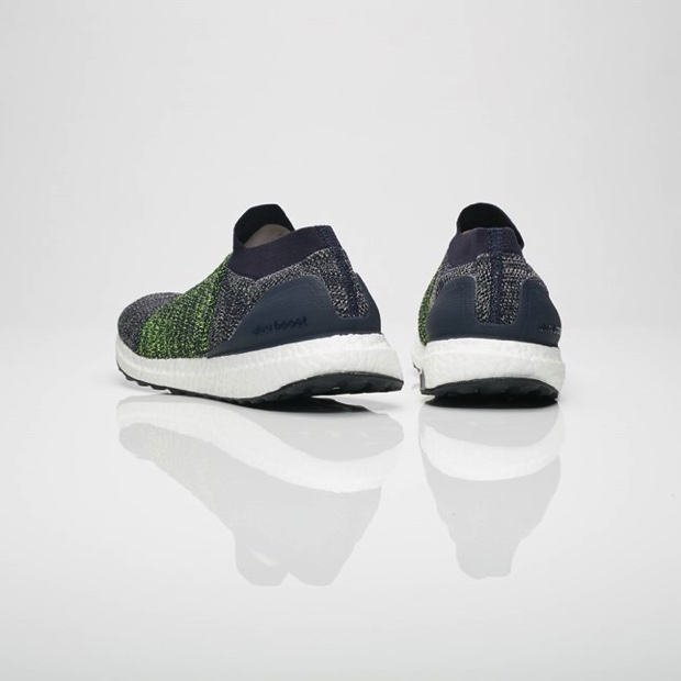 ADIDAS ULTRABOOST LACELESS LEGEND INK