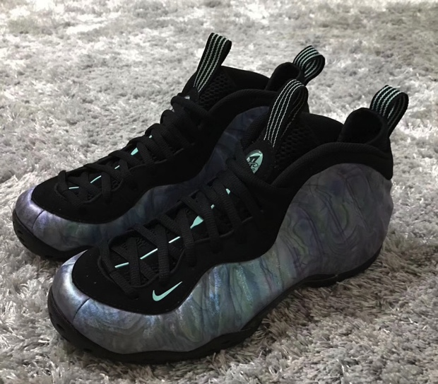 NIKE AIR FOAMPOSITE ONE PREMIUM ABALONE