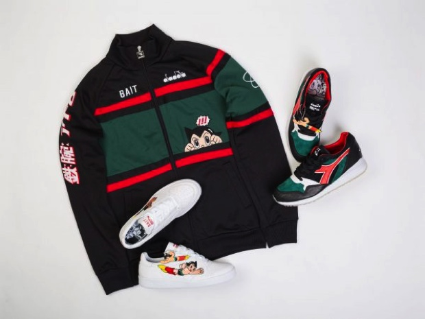 BAIT x ASTRO BOY x DIADORA INTREPID & B ELITE
