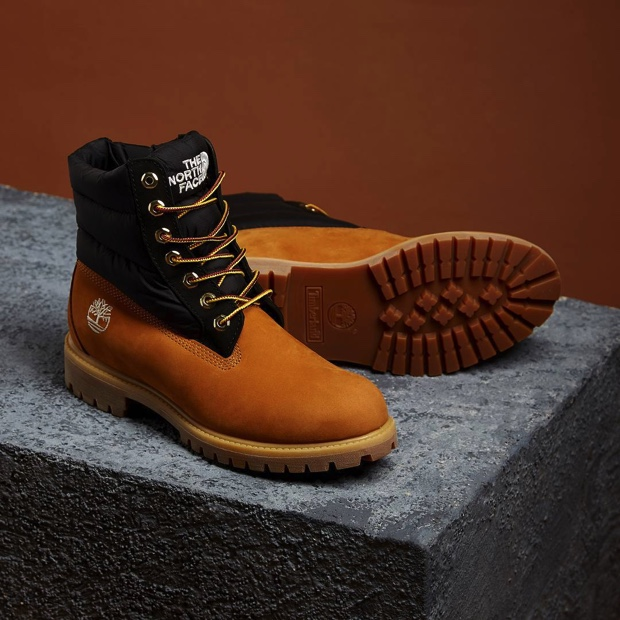 THE NORTH FACE x TIMBERLAND 6 INCH BOOT
