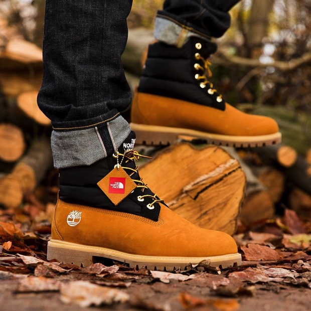THE NORTH FACE x TIMBERLAN 6 INCH BOOT