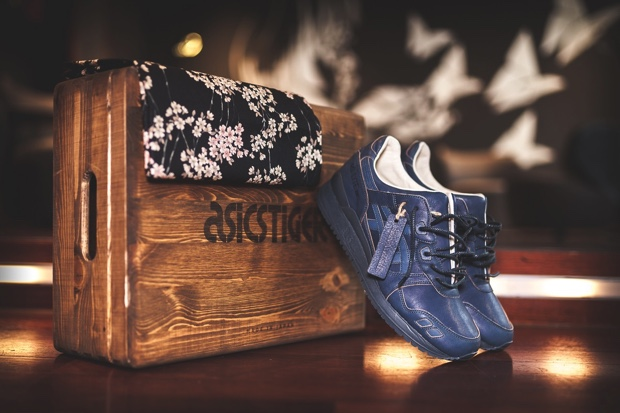 ASICS TIGER GEL LYTE III MADE IN JAPAN AFEW EXCLUSIVE