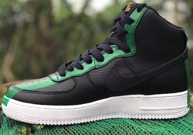 NIKE AIR FORCE 1 HIGH BHM 2018