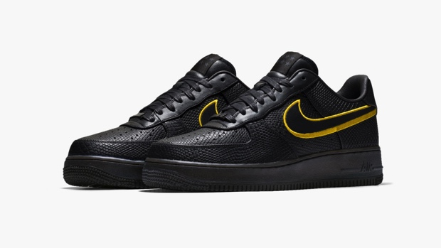 NIKE AIR FORCE 1 LOW PREMIUM iD BLACK MAMBA