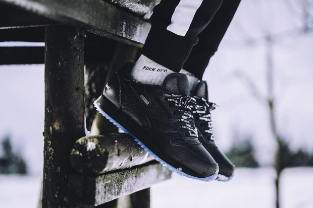 9d3982f1a0f RAISED BY WOLVES x REEBOK CLASSIC LEATHER RIPPLE GORE-TEXが12月16日 ...