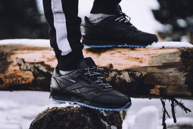 71d9c69d1b3 RAISED BY WOLVES x REEBOK CLASSIC LEATHER RIPPLE GORE-TEXが12月16日 ...