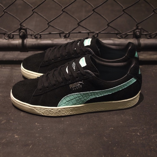 PUMA SUEDE x DIAMOND SUPPLY CO