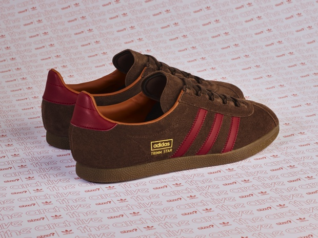 ADIDAS ORIGINALS ARCHIVE TRIMM STAR SIZE? EXCLUSIVE