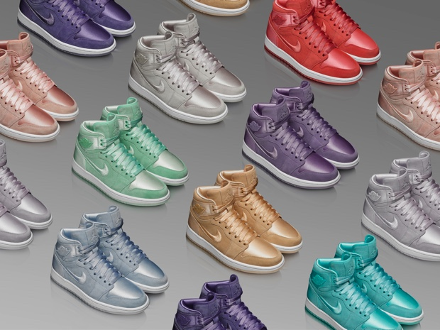 JORDAN SPRING 2018 WOMEN'S COLLECTION
