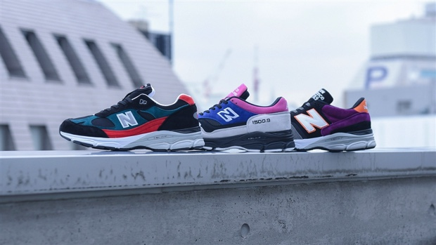 NEW BALANCE MADE IN UK .9 PACK