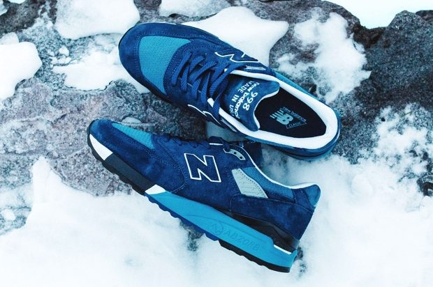 J.CREW x NEW BALANCE 998 NATIONAL PARKS