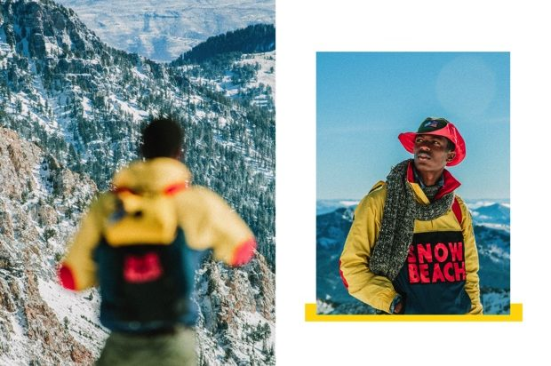 POLO RALPH LAUREN SNOW BEACH COLLECTION 2018
