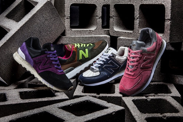 NEW BALANCE 574 ICONIC COLLABORATION PACK