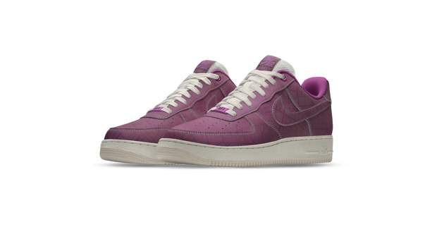NIKE AIR FORCE 1 iD BY LOS ANGELS