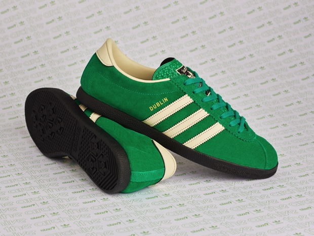 ADIDAS ORIGINALS DUBLIN ST PATRICK'S DAY