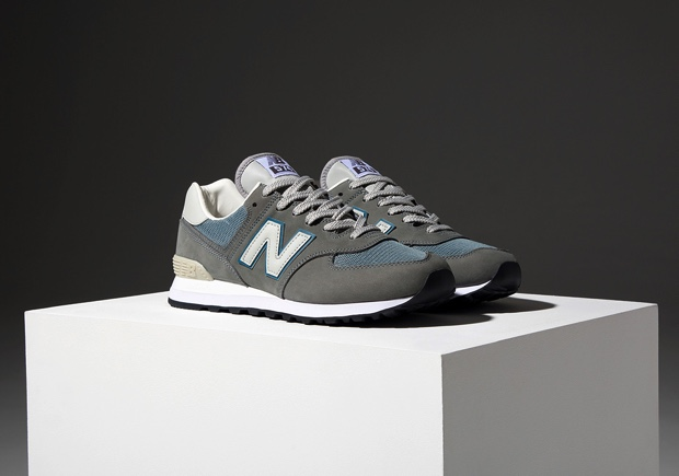 NEW BALANCE 574 LEGACY OF GREY PACK