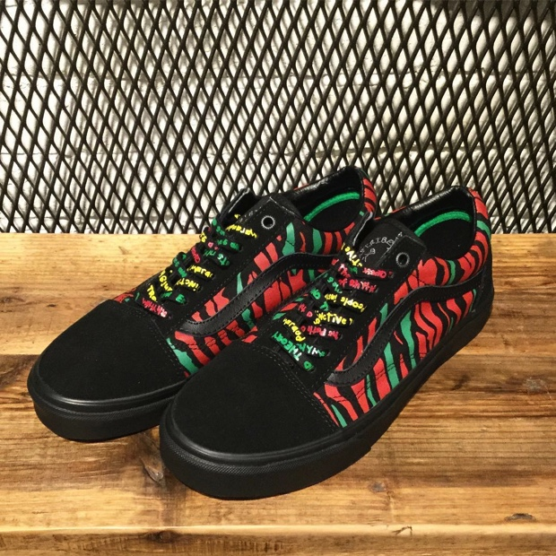 A TRIBE CALLED QUEST x VANS COLLECTION 2018