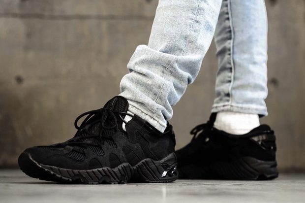 ASICS TIGER GEL MAI TRIPLE BLACK