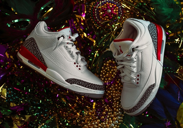 AIR JORDAN 3 RETRO KATRINA 136064-116