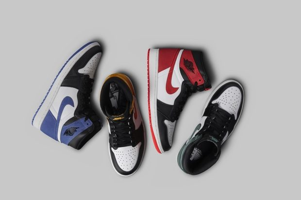 AIR JORDAN I BEST HAND IN THE GAME COLLECTION