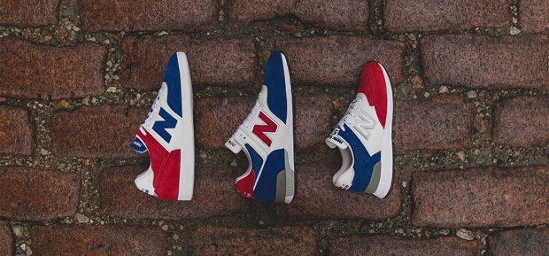 NEW BALANCE 576 TRI COLOR PACK