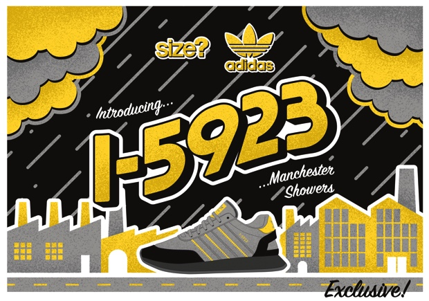 ADIDAS I-5923 MANCHESTER SHOWERS