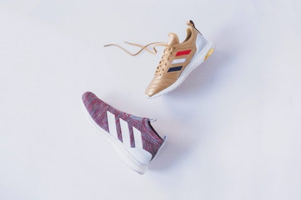 KITH x ADIDAS SOCCER CHAPTER 3