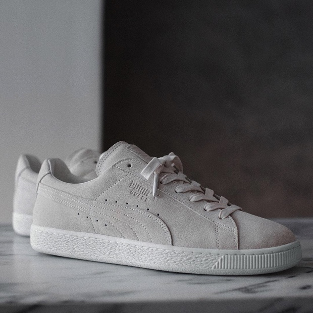 PUMA SUEDE MADE IN ITARY