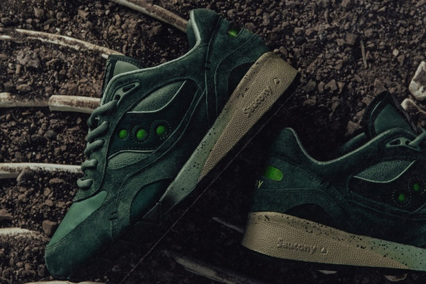 FEATURE x SAUCONY SHADOW 6000 LIVING FOSSIL