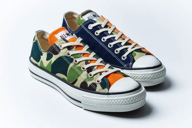 BILLY'S x CONVERSE ALL STAR J RE-MIX OX