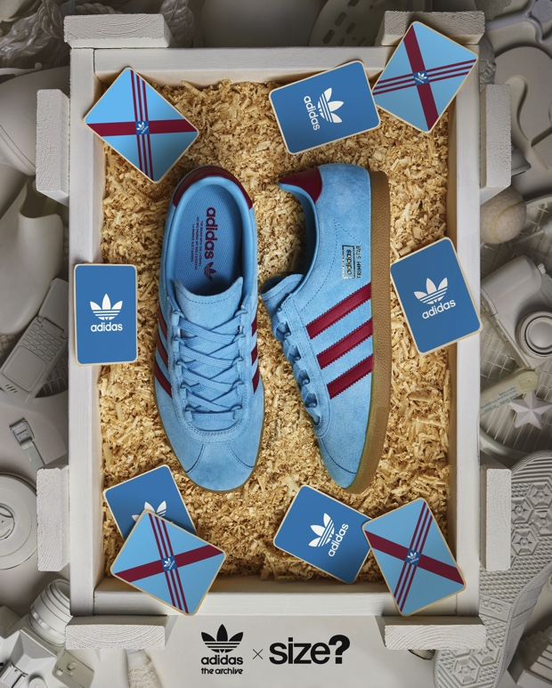 ADIDAS TRIMM STAR SIZE? EXCLUSIVE