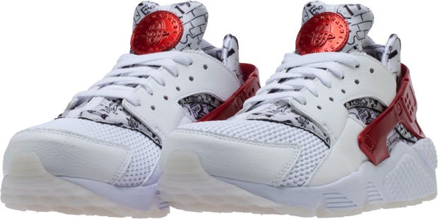 NIKE AIR HUARACHE RUN QS SHOE PALACE 25TH ANNIVERSARY