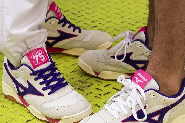 MIZUNO COURT SELECT FOR CLUB 75