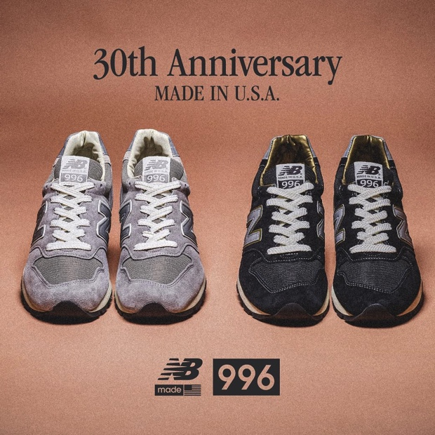 NEW BALANCE 996 30TH ANNIVERSARY