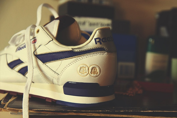 FOOTPATROL x HAL x REEBOK COMMON YOUTH