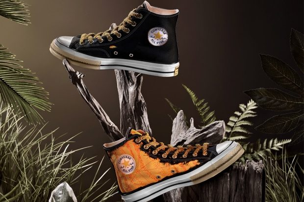 DR.WOO x CONVERSE CHUCK 70 REVEAL COLLECTION